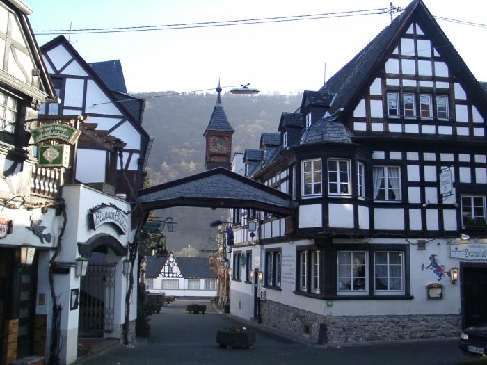 nog een foto van het pittoreske dorpje Winningen