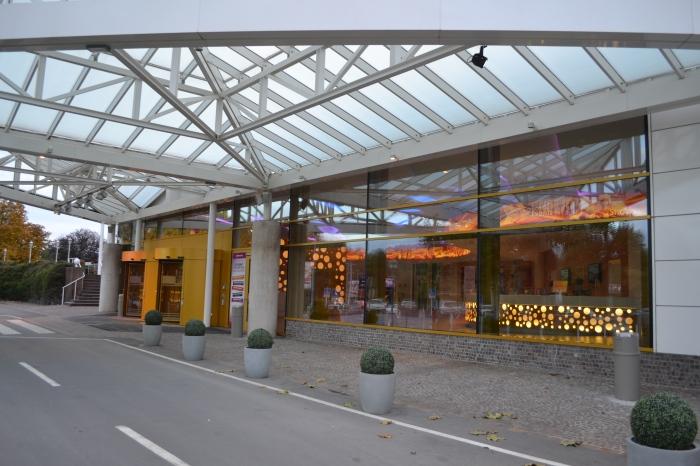 ingang van Casino 2000