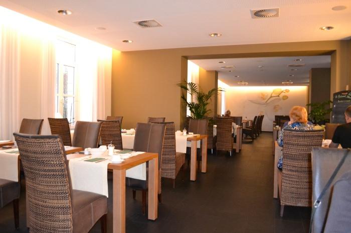 ontbijtzaal/restaurant van ons hotel