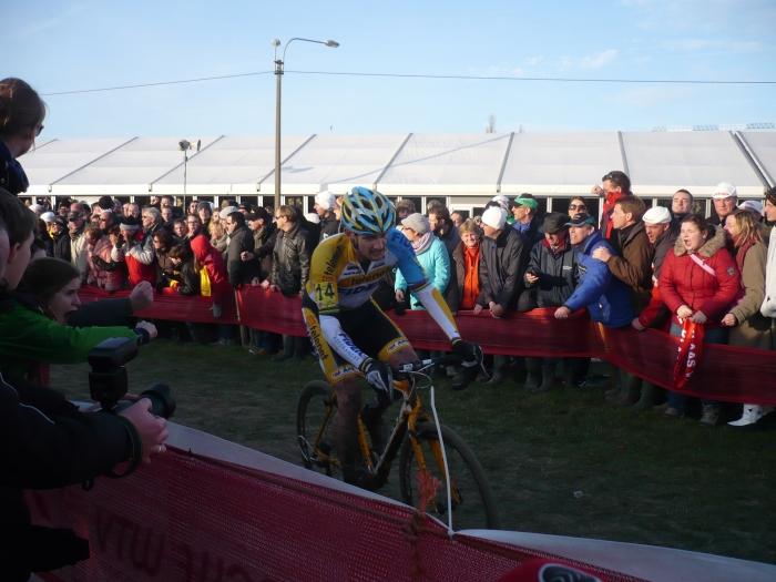 Bartje Wellens verrast vriend en vijand met een mooie 3e plaats