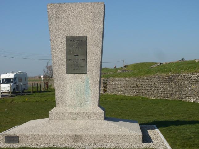 monument bij de Dodengang