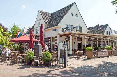 't Wapen van Bunnik, ons favoriete terrasje tijdens ons uitje Utrecht
