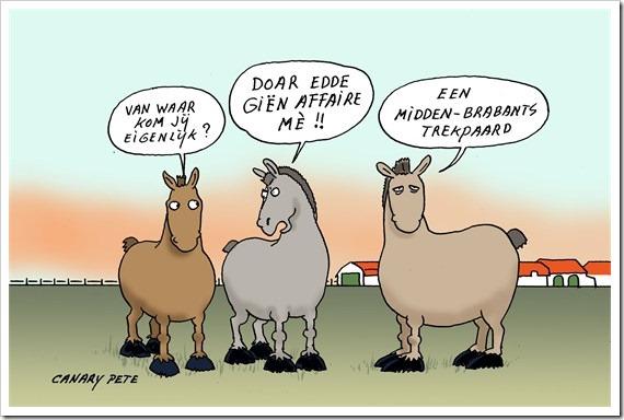 trekpaard