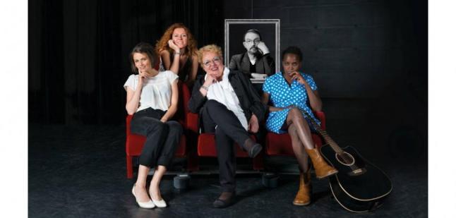 Groepsfoto Nijghse Vrouwen
