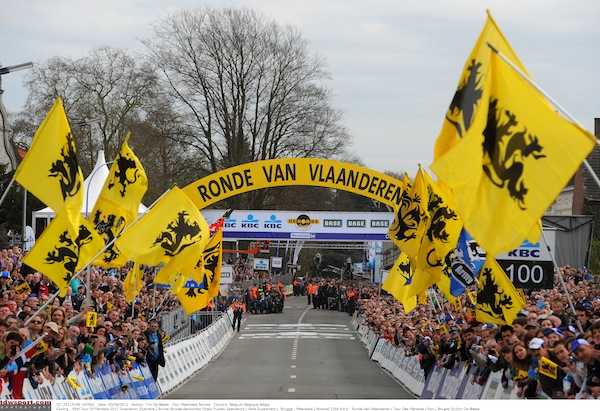 Cycling : 95th Tour of Flanders 2011